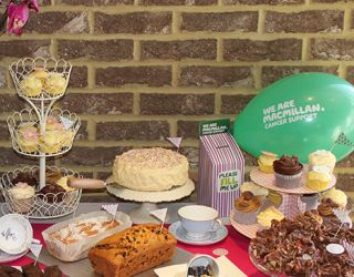 Coffee and Cake raises over £1,700 for Macmillan Charity