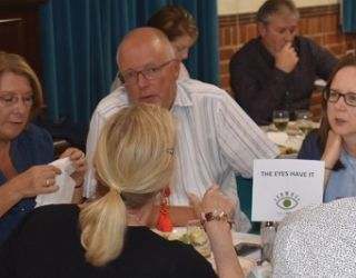 Winchester and Fareham Team Up for Gift of Sight Quiz