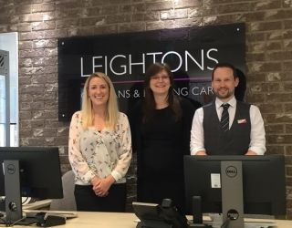 New and familiar faces in our Chandlers Ford hearing team