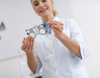 Going the extra mile with Low Vision Training
