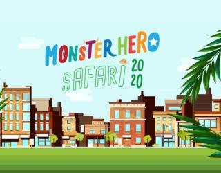 Leightons Thatcham are taking part in MonsterHero Safari