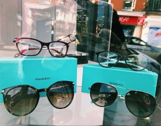 Leightons Camberley welcomes Tiffany glasses