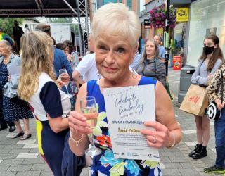Celebrating a Camberley Hero
