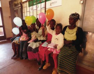 Working with Vision Aid Overseas