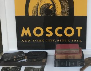 Leightons Insight introduces Moscot to Marlow