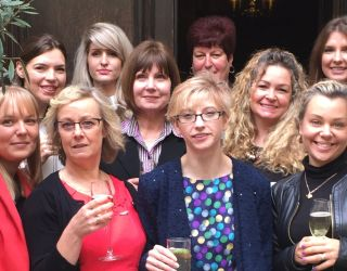 Leightons Optical Assistants celebrate at prestigious WCSM event