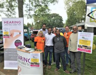 Leightons Insight take part in Marlow May Fayre 2018