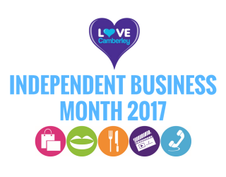 Leightons Camberley in Independent Business Month 2017