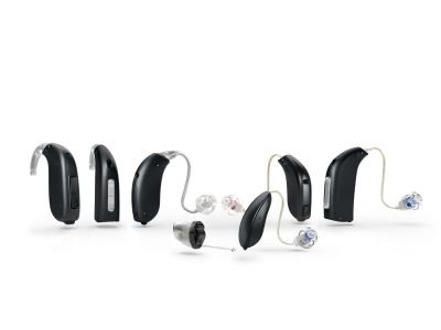 Oticon Alta 2, Nera 2 and Ria 2 hearing aids