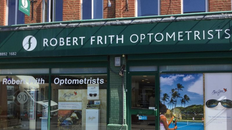 Robert Frith Opticians provide new hearing care service