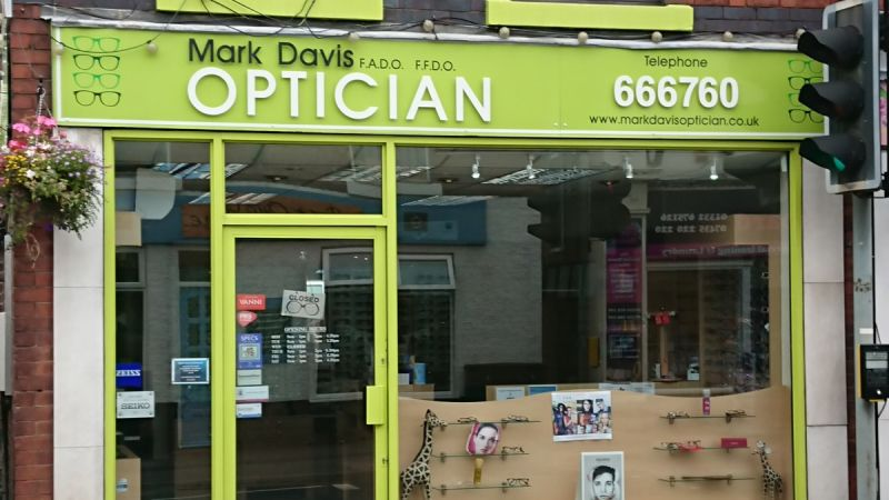 Hearing services now available in Mark Davis Opticians
