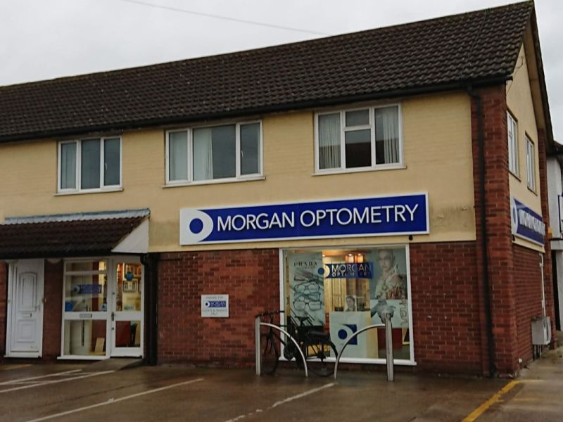 morgan optometry