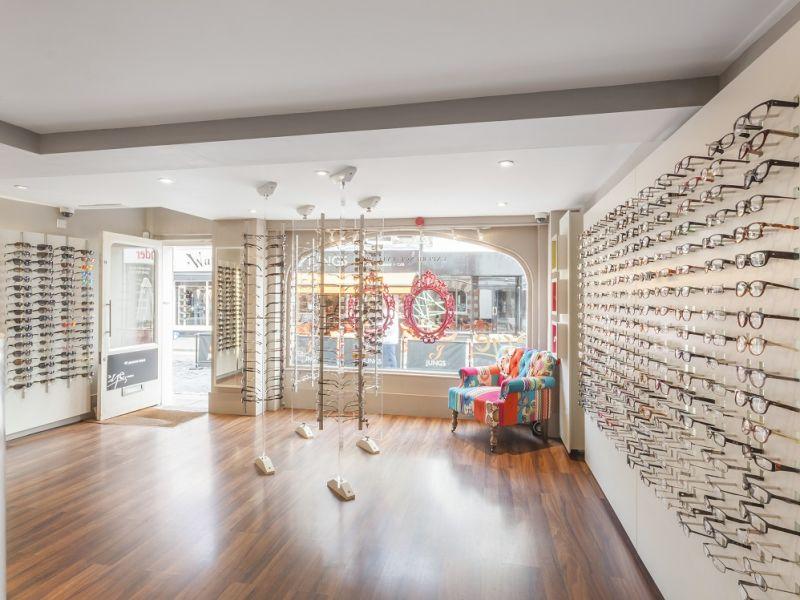 Leightons Eye Windsor Interior
