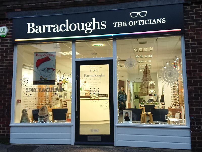 barracloughs opticians polegate