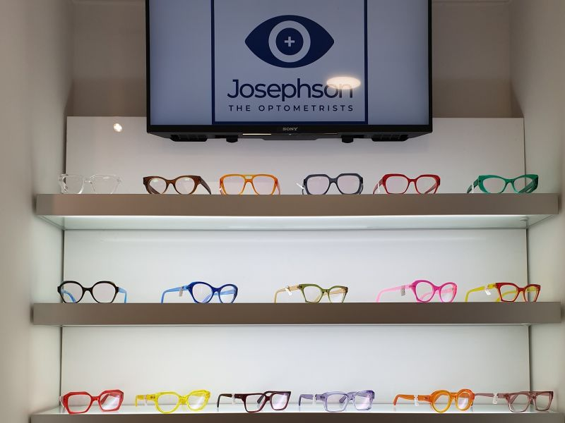 maskell and josephson glasses