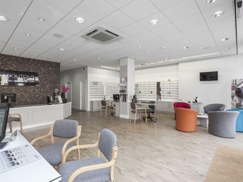 Leightons Basingstoke interior