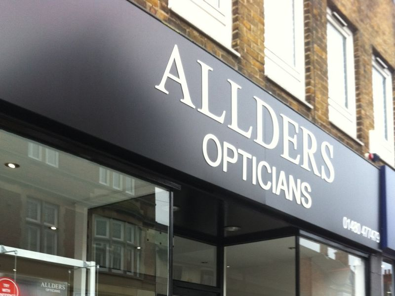 allders opticians st neots