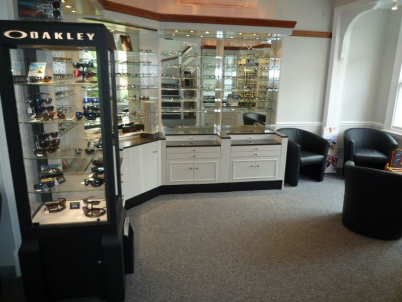 David optometrists interior kettering