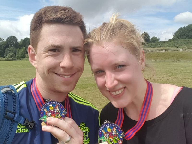 Helena Jenkins-Hewes does Great South Run in two weeks