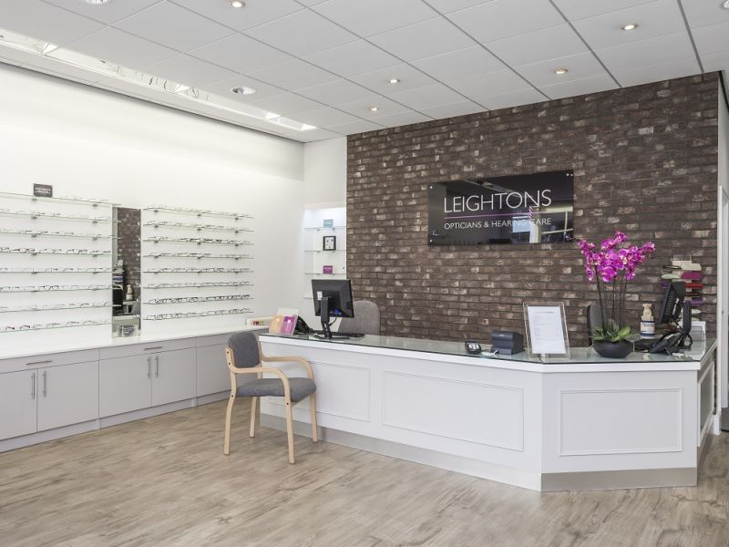 Leightons Basingstoke refurbishment