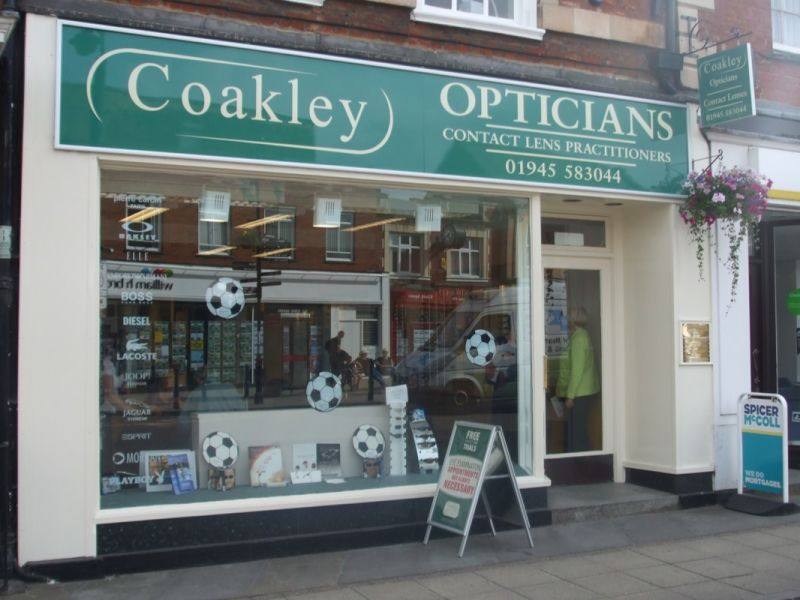 coakley opticians wisbech