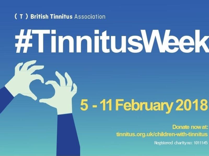 Tinnitus Week poster