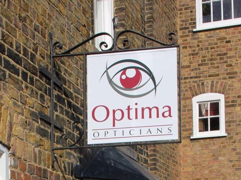 optima opticians