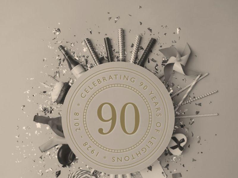 Celebrating 90 years at Leightons