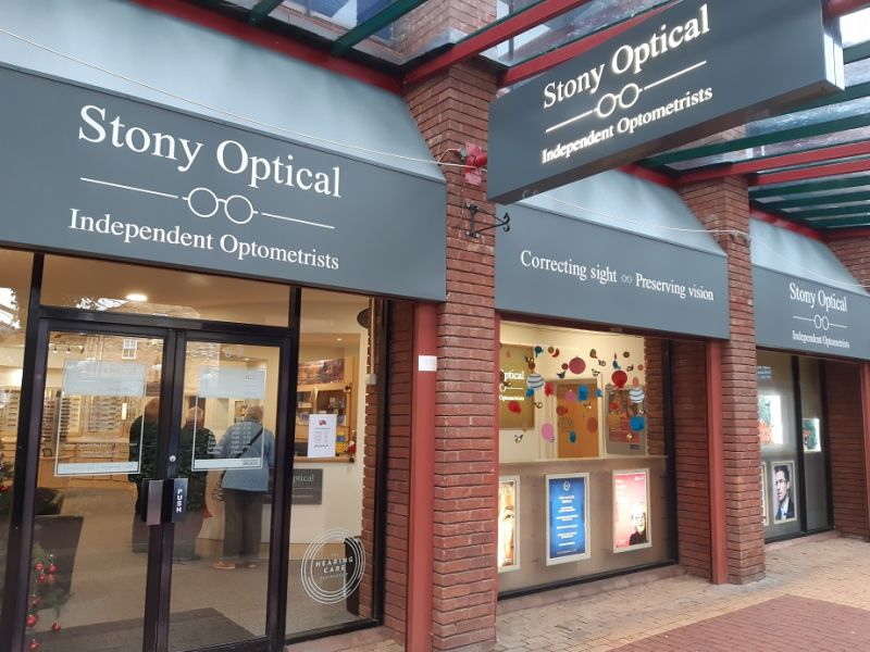 stony optical exterior