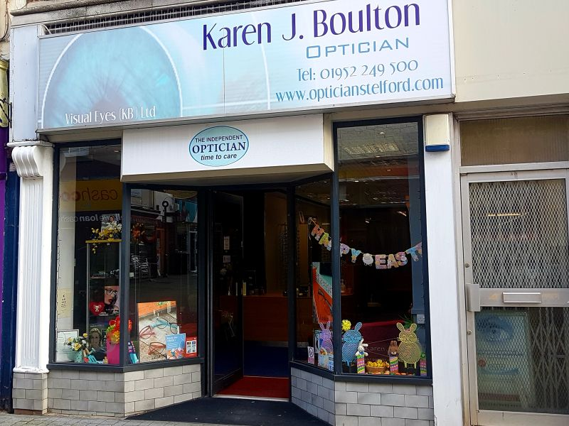 Karen J Boulton Opticians