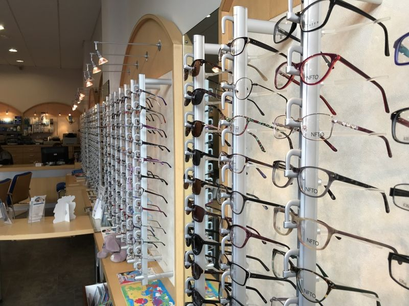 Tombs & Allen Opticians Gosport