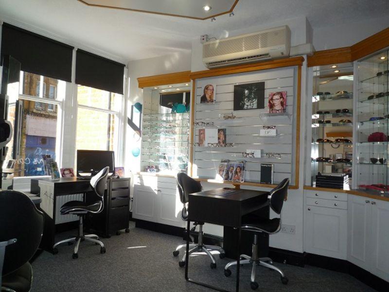 Rothwell practice interior