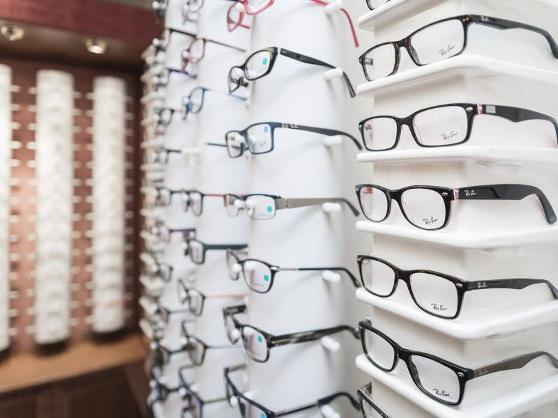 donovan smith opticians glasses