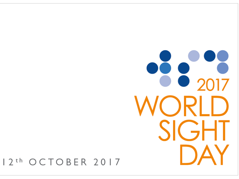 World Sight Day poster