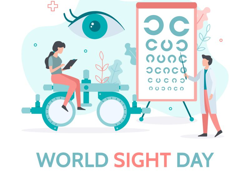 World Sight Day: how you can do more for your eye health