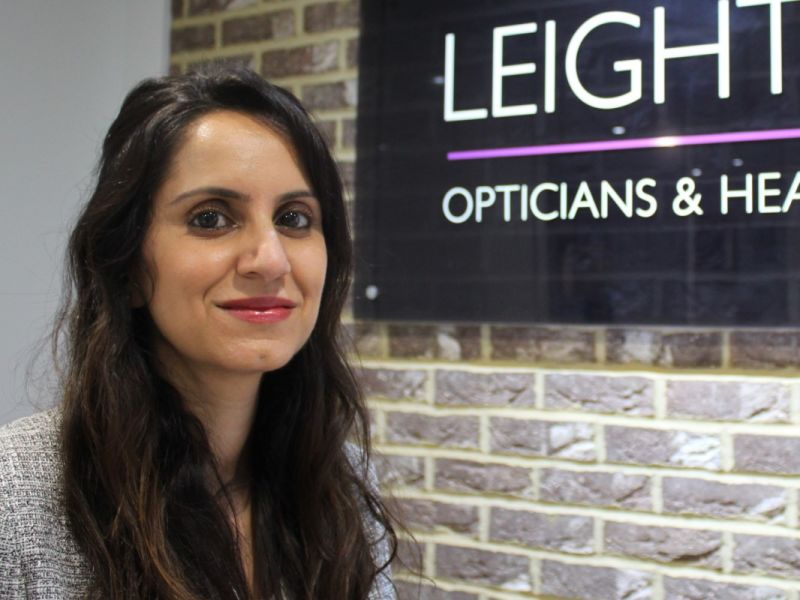 Dr Sheena Ruparelia (BSc MSc Dip CCA AuD RHAD)