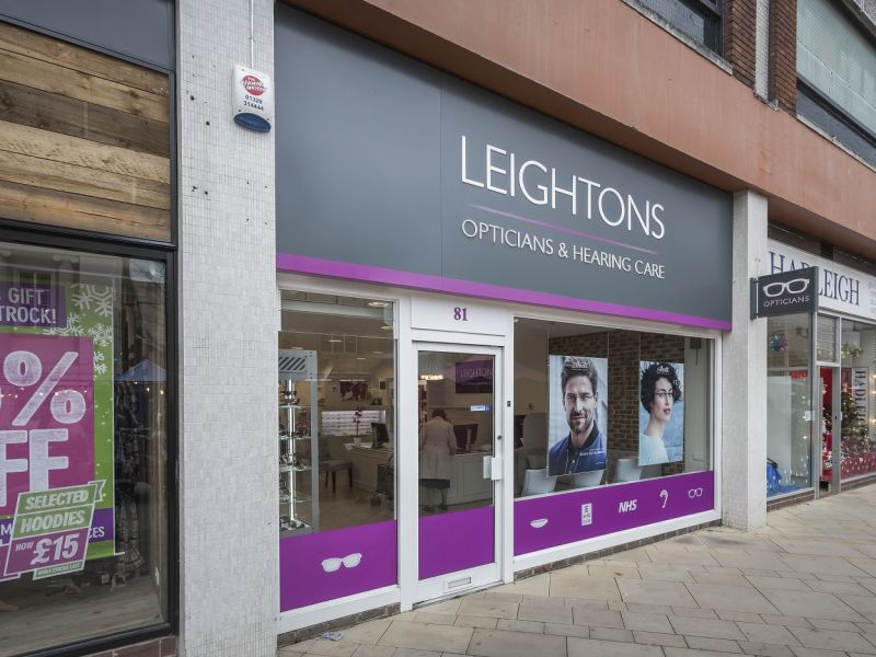 Leightons Fareham exterior