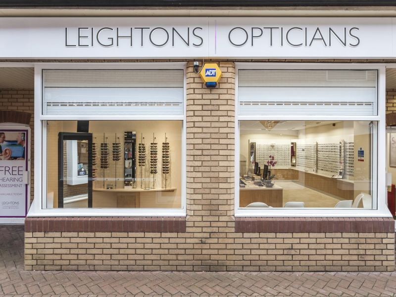 Leightons Chandlers Ford exterior