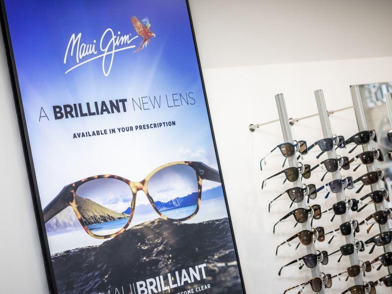 Maui Jim Lenses and Frames