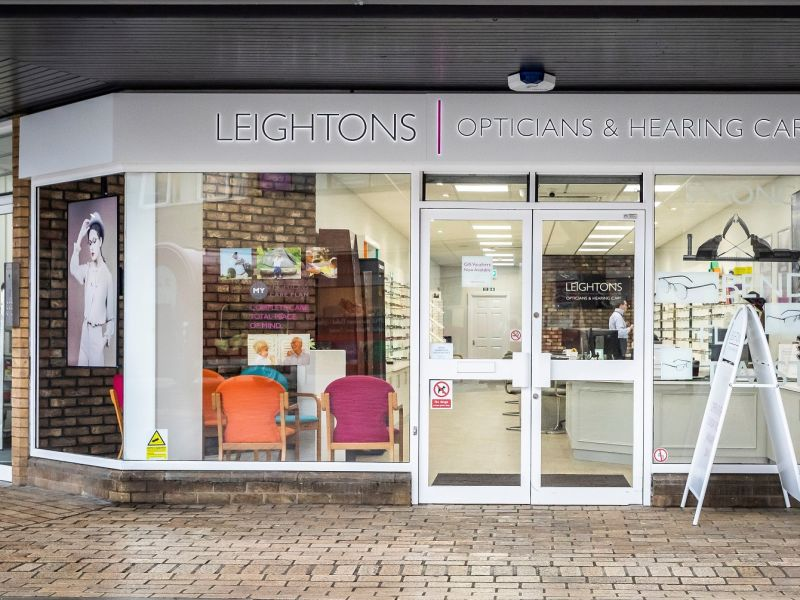Leightons Woodley Exterior