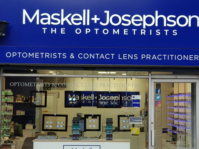 maskell and josephson exterior