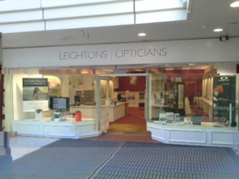 Leightons Andover exterior
