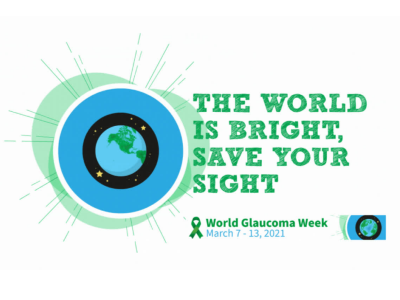 Beat Invisible Glaucoma poster