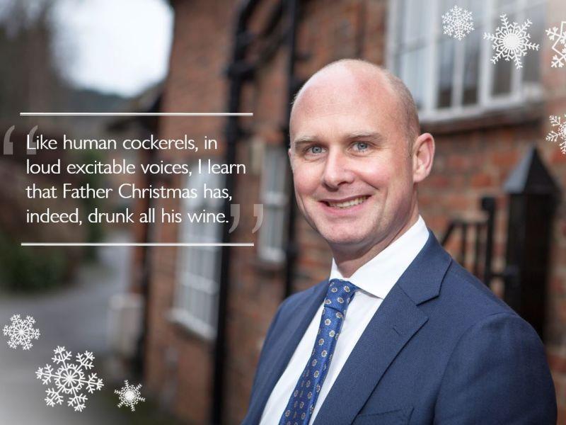 Ryan Leighton Christmas quote