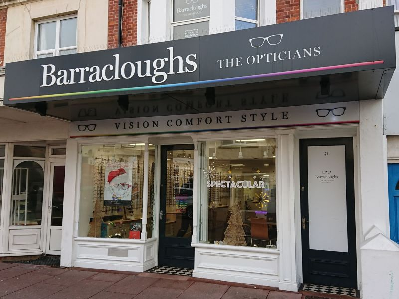 barracloughs opticians bexhill