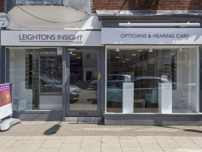 Leightons Insight Marlow Exterior