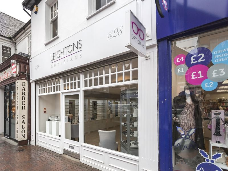 Leightons Camberley exterior