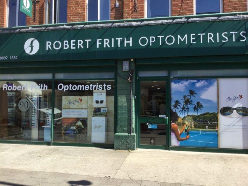 robert frith optometrists twickenham