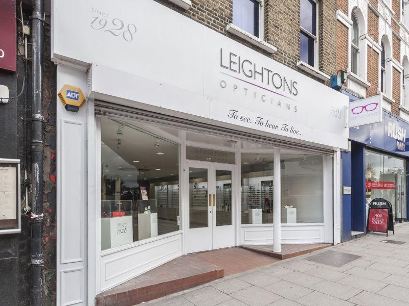 Leightons Sutton Exterior