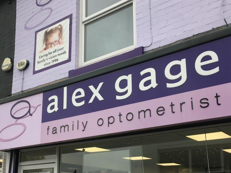 alex gage woodseats exterior